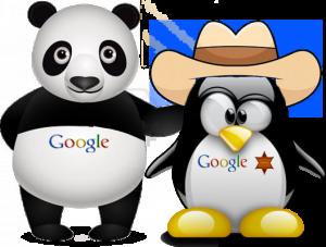 panda and penguin algorithms