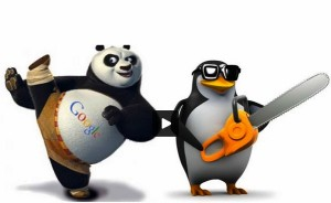 panda and penguin tactics