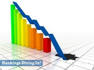 rankings diving in
